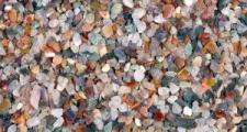 Гравий и песок в качестве аквариумного грунта.