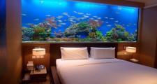 Как сделать встроенный аквариум
